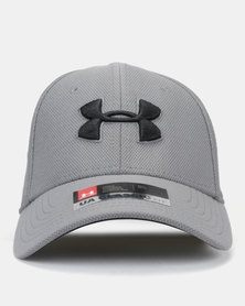 Under Armour Mens Blitzing 3.0 Cap Grey