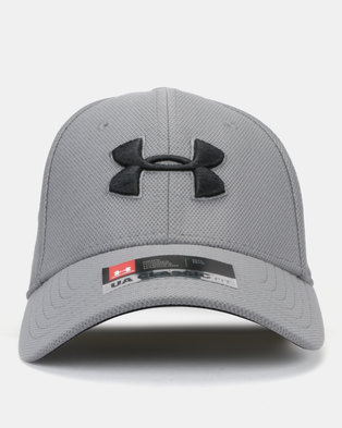 47ff5af37c5 Under Armour Mens Blitzing 3.0 Cap Grey