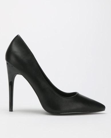 Dolce Vita Tenerife Court Heels Black