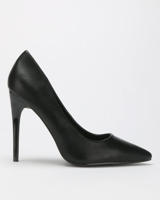 Dolce Vita Tenerife Court Heels Black 507838ae3972