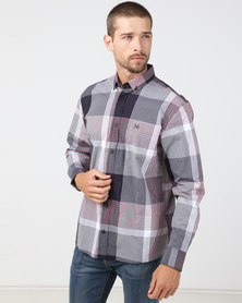 JCrew Grid Check Shirt Multi