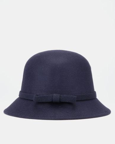 0a36287027 You   I Felt Bucket Hat Navy