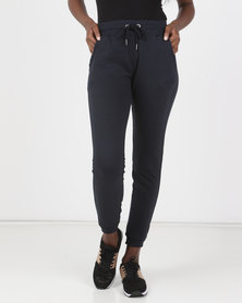 Brave Soul Jogging Pants Navy