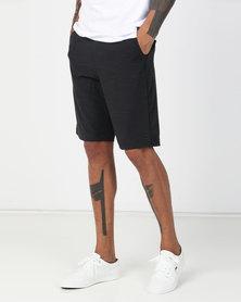 Billabong Crossfire x Slub Shorts Black