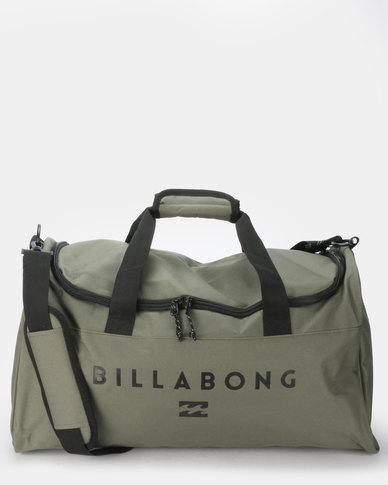 Billabong Weekender Travel Bag Green