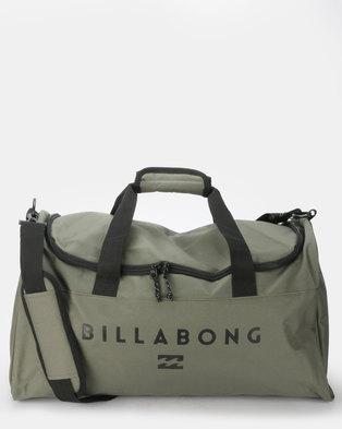 906cad9cf4 Billabong Weekender Travel Bag Green