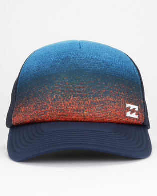 b268c9cc2c Billabong Range Trucker Blue