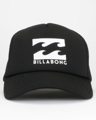 Billabong Podium Trucker Black dcca0e99a230