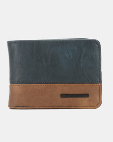 Billabong Dimension Wallet Blue