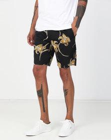 Billabong Sundays Elastic Shorts Multi
