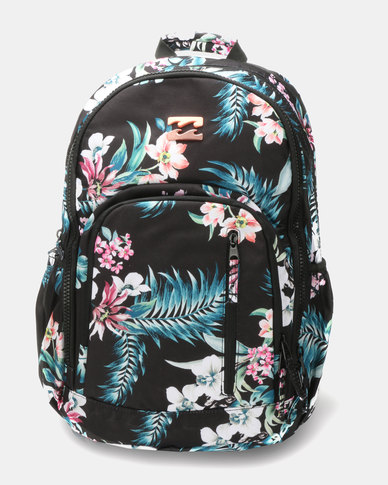 Billabong Bahamas Shaka Backpack Black