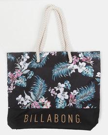 Billabong Bahamas Beach Bag Black