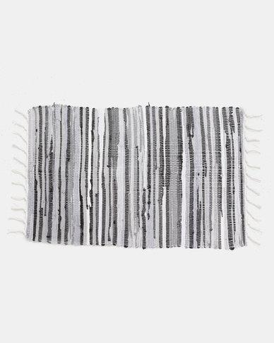Royal T 100% Cotton Rug Grey