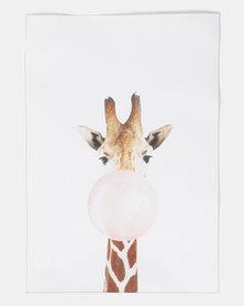 Royal T Giraffe Bubble Grey