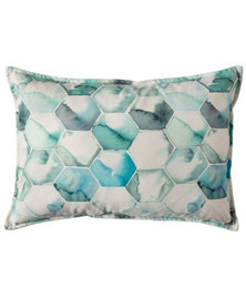 Lush Living - Bastian Teal - Scatter Cushion - Assorted Size