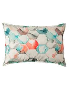 Lush Living - Bastian Peach- Scatter Cushion - Assorted Size
