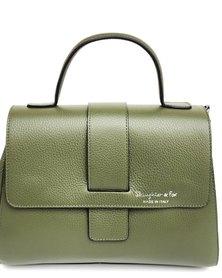 Slaughter & Fox Parma Handbag, Made in Italy