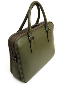 Slaughter & Fox Latina Briefcase, Made in Italy