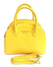 Slaughter & Fox Siracusa Handbag, Made in Italy