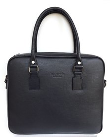 Slaughter & Fox Monza Briefcase, Made in Italy