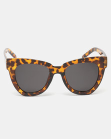 Utopia Aonsley Sunglasses Tortoise Shell