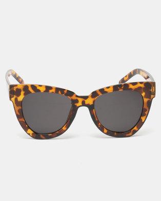Utopia Aonsley Sunglasses Tortoise Shell