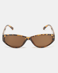 Utopia Arial Sunglasses Tortoise Shell