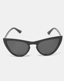 Utopia Audrey Sunglasses Black