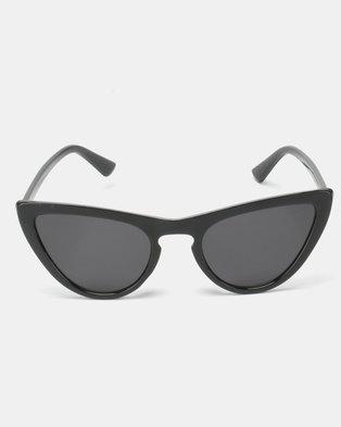 Utopia Audrey Sunglasses Black