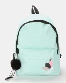 Utopia Nylon Backpack Mint