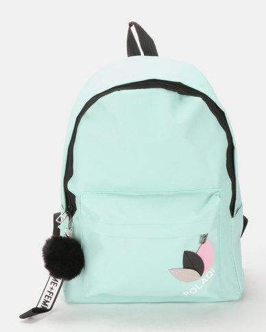 Utopia Nylon Backpack Mint