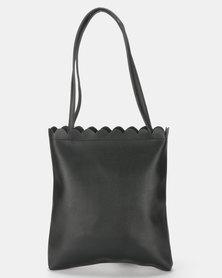 Utopia Paris Shopper Bag Black