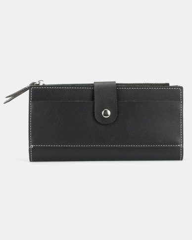 Utopia Ladies Purse Black