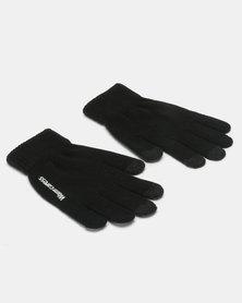 Utopia Ladies Winter Gloves Black