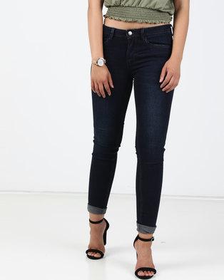 0970df4395d Sissy Boy Jon Jon Low Rise Basic Skinny Jeans Blue Black