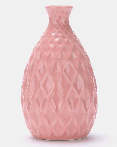 Royal T Pastel Flower Vase Pink