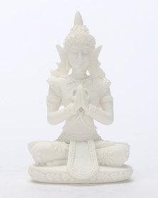 Royal T Thai Statue White