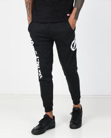 ECKÓ Unltd Logo Joggers Black