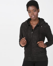 Hurley Day Trip Jacket Black