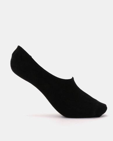 Brave Soul Boris 3 Pack Socks Black