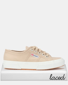 Superga Classic Canvas Sneakers Beige Moonlight