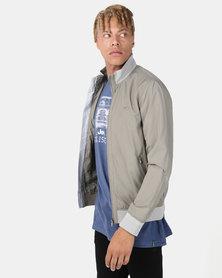 Jonathan D Hybrid Lightweight Jacket Putty / Stone