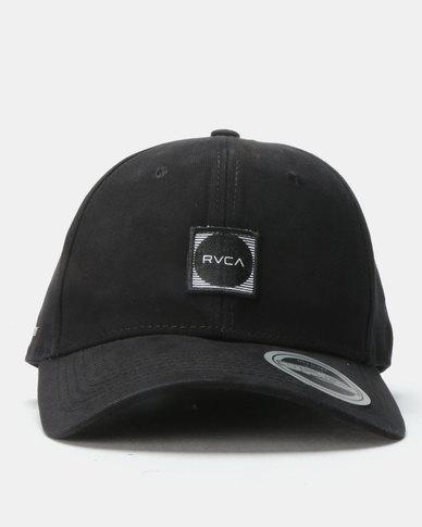 9ce2d16c RVCA Flexfit Scores Black | Zando