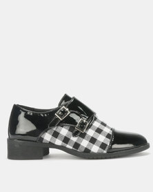Urban Zone Slip On Shoes Black