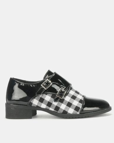 Urban Zone Slip On Shoes Black