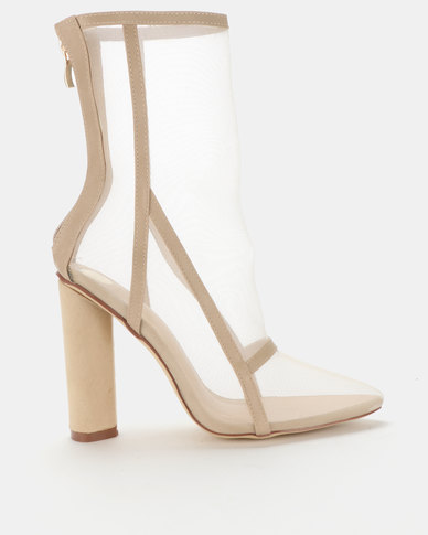 Footwork Bodene Boot Nude