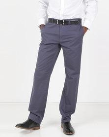 JCrew Chino Twill Pants Blue