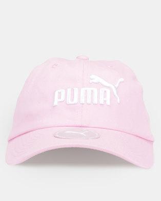 Puma Sportstyle Core ESS Cap Jr Lilac