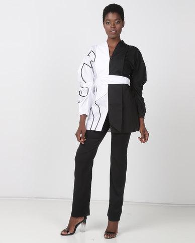 Judith Atelier Poppy Trousers Black