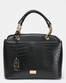 Miss Black Adora Handbag  Black